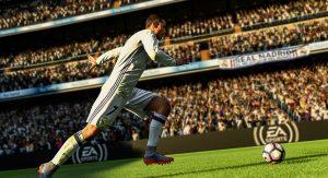 Роналду FIFA 18