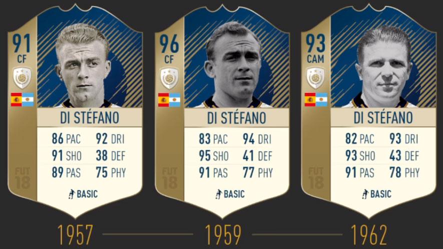 Ди Стефано FIFA 19