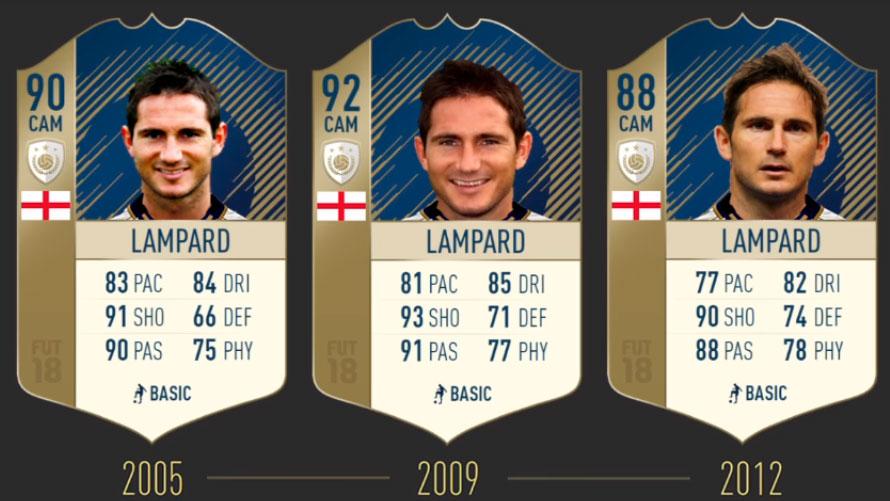 Фрэнк Лэмпард FIFA 19