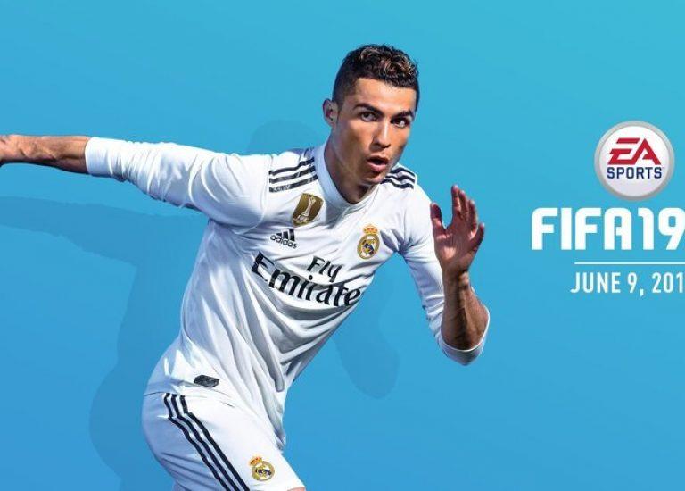 Криштиану Роналду сломал FIFA 19