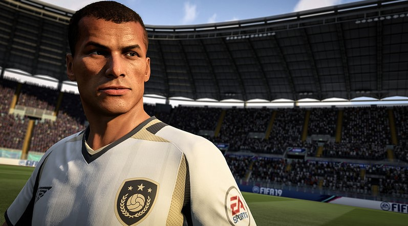 ЛЧ в режиме в FUT в FIFA 2019
