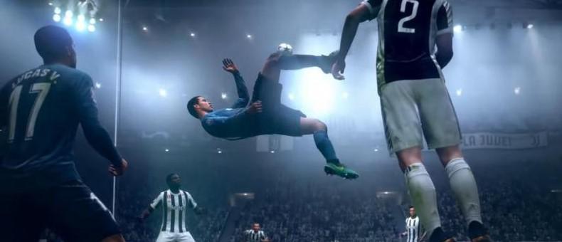 Заметные улучшения в FIFA 19 для Switch