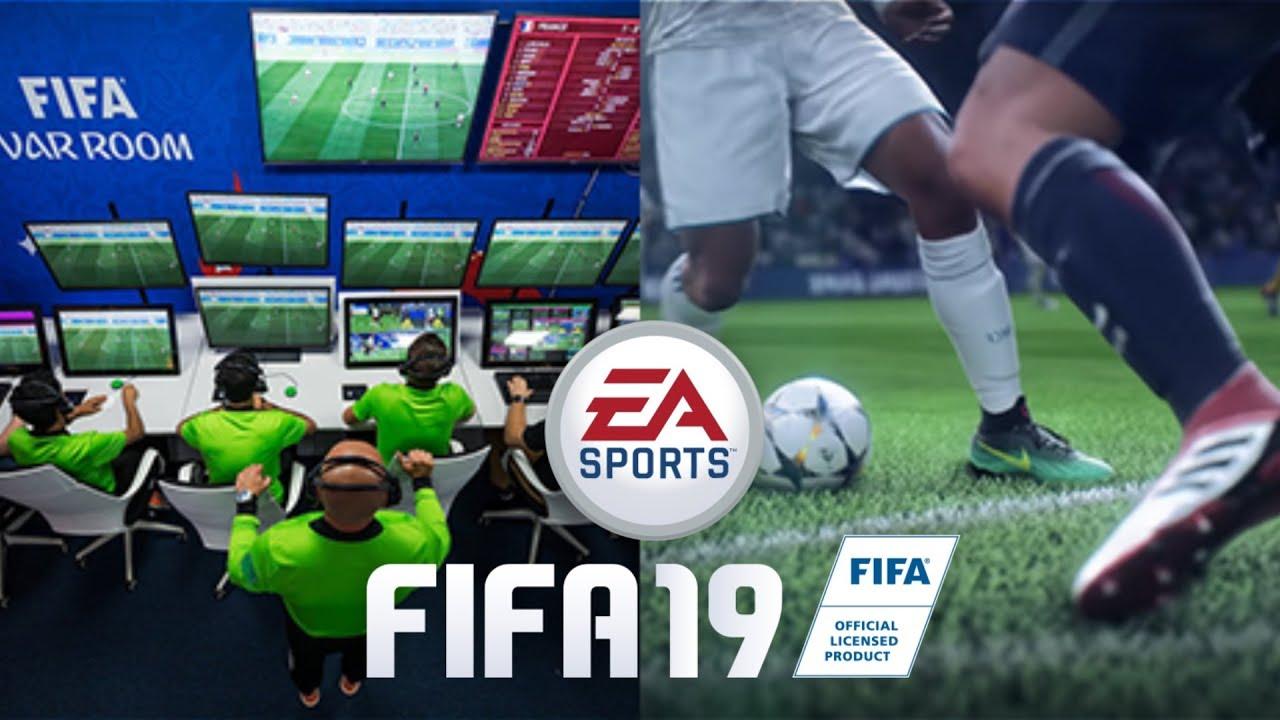 EA отказалась от системы повторов в игре FIFA