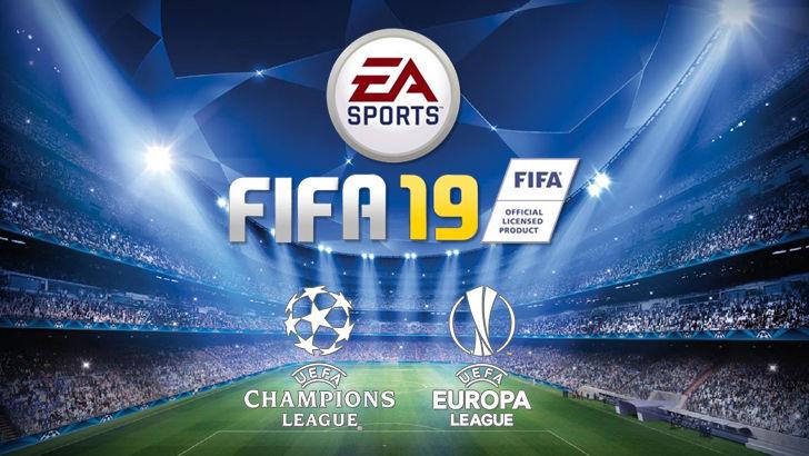 Европейские ночи в FIFA19