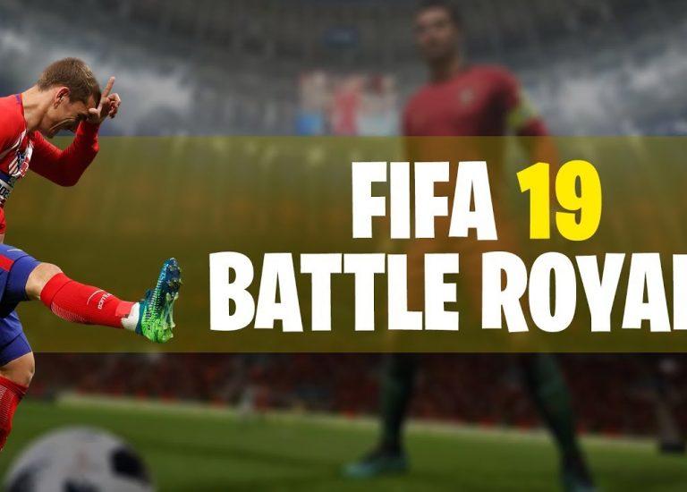 FIFA 19 Battle Royale — Геймплей: Режим выживания