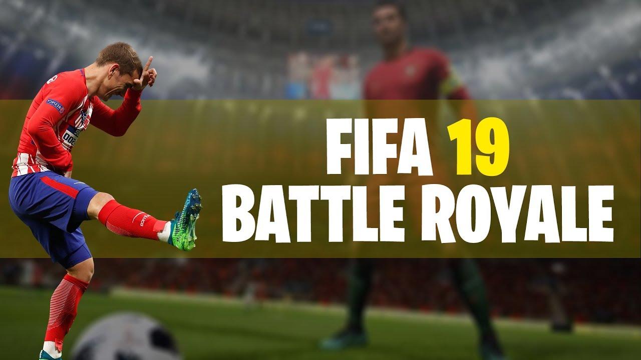 FIFA 19 Battle Royale - Геймплей: Режим выживания