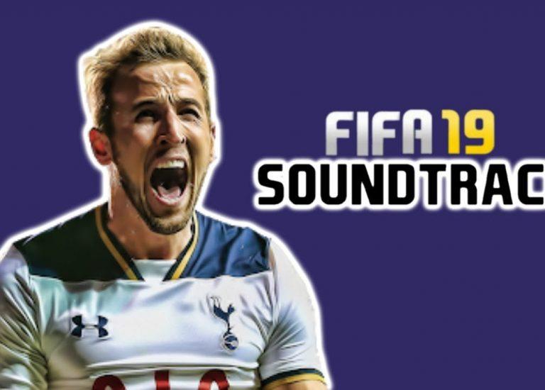 Слушай музыку FIFA 19 уже сейчас