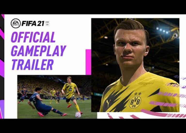 Оценили трейлер геймплея FIFA 21. Теперь EA перепродает нам идеи из начала нулевых