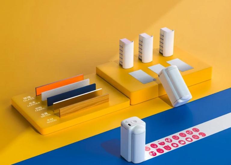 70-долларовый ручной принтер позволяет печатать изображения даже на еде