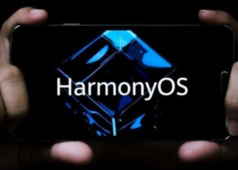 Операционная система Huawei HarmonyOS в смартфонах — уже скоро
