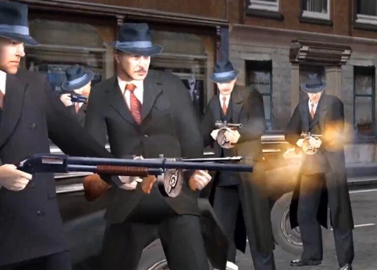 Оригинальная Mafia вернулась в Steam