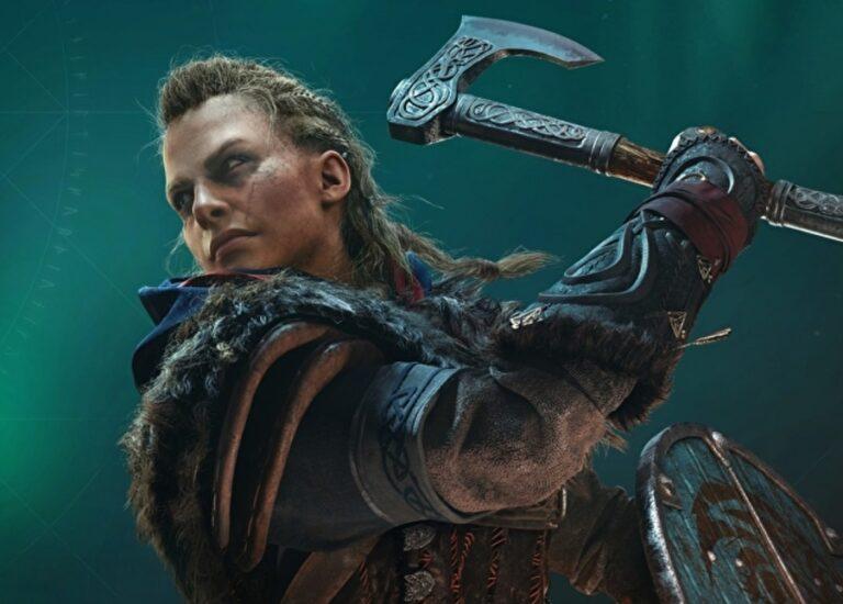 Ubisoft выпустила синематик Assassin's Creed Valhalla с женской версией Эйвора