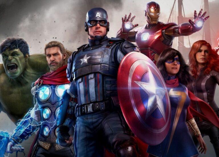 720p и 20 FPS на PS4 — опубликован технический тест Marvel's Avengers