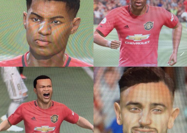 Большой слив беты FIFA 21: мы собрали главные лица игроков