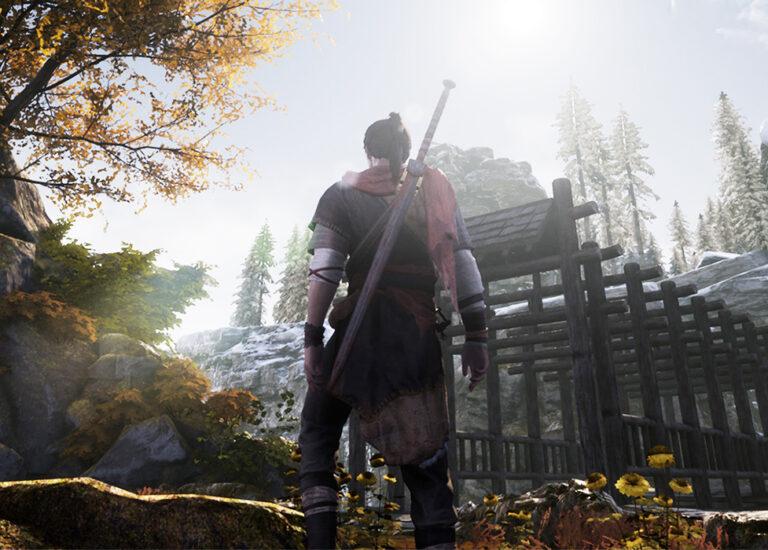 Вышел новый геймплей RPG-экшена с боссами, боями на мечах и магией