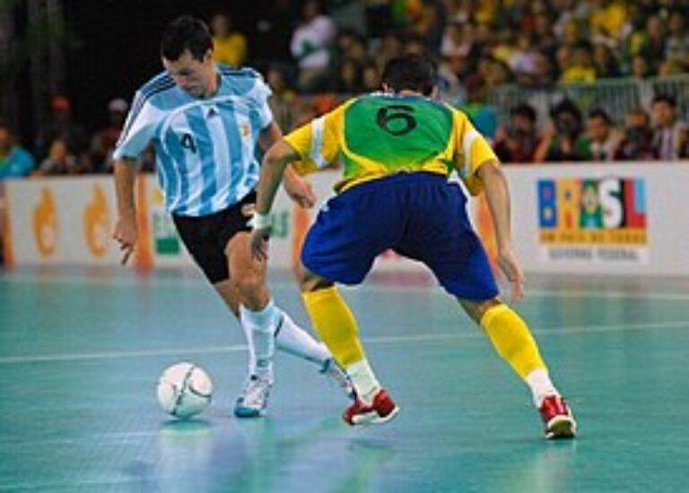 Мини-футбол — Википедия