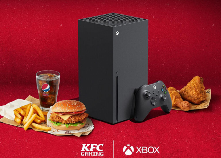 Microsoft и KFC выдают бесплатную Xbox Series X каждый день