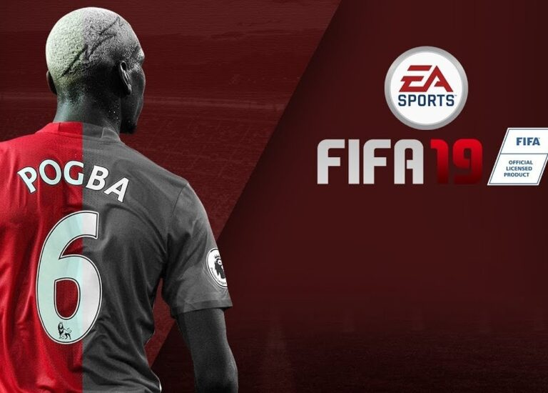 Этот момент настал. Встречайте FIFA 19!