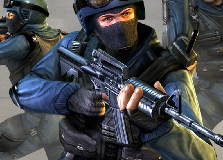 Игра Counter-Strike 1.6 не теряет популярность